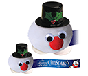 Snowman Logobugs  by Gopromotional - we get your brand noticed!