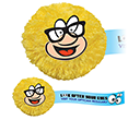 Spectacles Mophead Card Face Logobugs  by Gopromotional - we get your brand noticed!