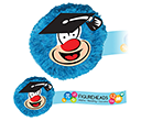 Teacher Mophead Card Face Logobugs  by Gopromotional - we get your brand noticed!