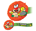 Tennis Mophead Card Face Logobugs  by Gopromotional - we get your brand noticed!