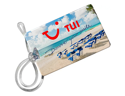 Credit Card Luggage Tag