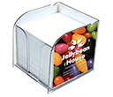 Arc Maxi Insert Memo Holders  by Gopromotional - we get your brand noticed!