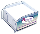 Arc Mini Insert Memo Holders  by Gopromotional - we get your brand noticed!
