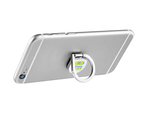 Discus Aluminium Ring Phone Holder & Stand