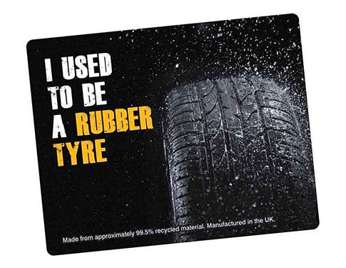 Tyre Brite-Mat - Rectangle