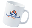 Cambridge Mugs - White  by Gopromotional - we get your brand noticed!