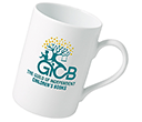 Lyric Bone China Mugs  by Gopromotional - we get your brand noticed!