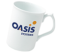 Topaz Promotional China Mugs  by Gopromotional - we get your brand noticed!