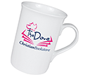 Windsor Bone China Mugs  by Gopromotional - we get your brand noticed!