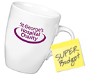Budget Buster Marrow Mugs  by Gopromotional - we get your brand noticed!