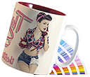 Durham Pantone Matched Inner Photo Mugs  by Gopromotional - we get your brand noticed!