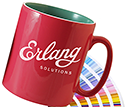 Durham Inner & Outer Pantone Matched Mugs  by Gopromotional - we get your brand noticed!