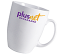 Life China Mugs  by Gopromotional - we get your brand noticed!