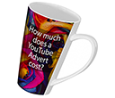 Tall Latte Photo Mugs  by Gopromotional - we get your brand noticed!