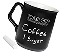 Sparta Chalk Mugs  by Gopromotional - we get your brand noticed!