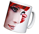 Durham Satin Photo Mugs  by Gopromotional - we get your brand noticed!