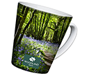 Satin Latte Photo Mugs  by Gopromotional - we get your brand noticed!