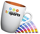 Marrow Inner Pantone Matched Mugs  by Gopromotional - we get your brand noticed!
