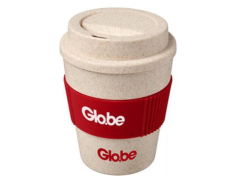 350ml Wheat Straw Take Away Coffee Mugs