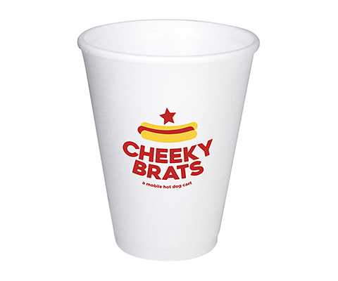 Disposable Polystyrene Cup - 591ml
