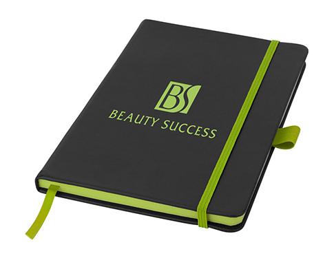 A5 Colour Sharp Notebook