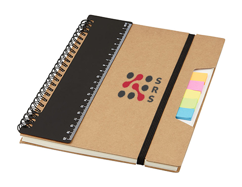 Renoir A5 Recycled Notebook