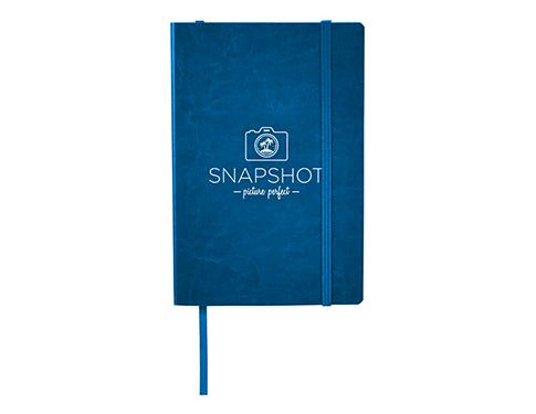 Brisbane A5 PU Leather Notebook
