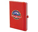 Denim A5 Colour Notebooks  by Gopromotional - we get your brand noticed!