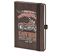 Bemaraha A5 Wood Tone Notebooks  by Gopromotional - we get your brand noticed!