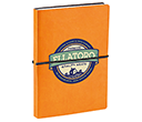 Suzuka A6 Soft Feel Pocket Notebooks  by Gopromotional - we get your brand noticed!