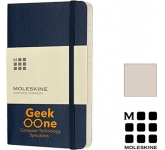 Moleskine Classic A5 Soft Feel Notebooks - Dotted Page