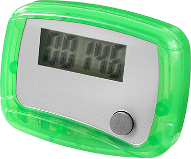 Promotional Sprint Pedometers Printed With Your Logo At