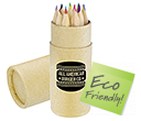 Darwin Coloured Pencil Sets  by Gopromotional - we get your brand noticed!