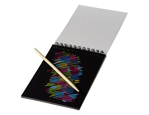 Pablo Scratch Pad & Scratch Pen