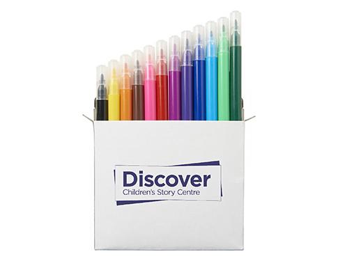 Craze Mini Pack Of Felt Tip Pens