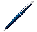 Cross ATX Blue Lacquered Pens  by Gopromotional - we get your brand noticed!