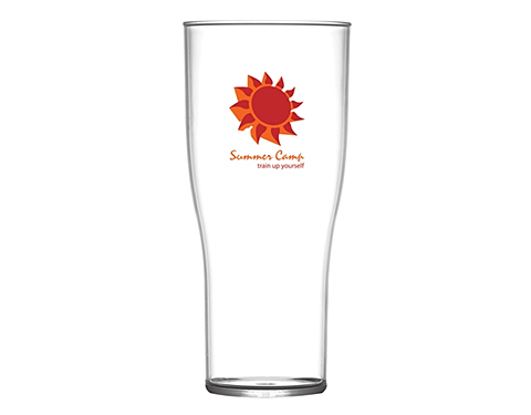 Reusable Tulip Polycarbonate Beer Glass - 625ml