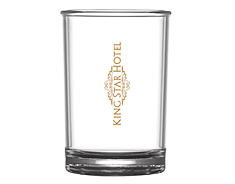 Reusable Polycarbonate Hiball Glass - 170ml