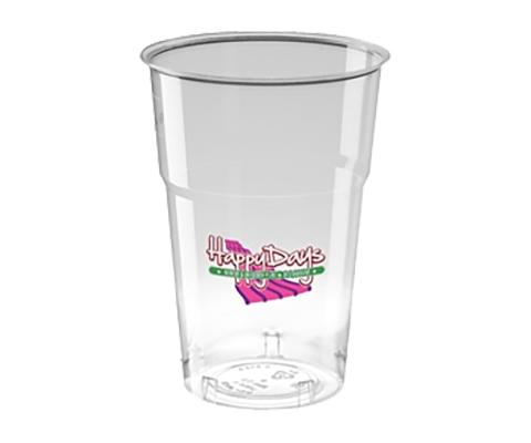 Edinburgh Disposable Plastic Tumbler - 205ml