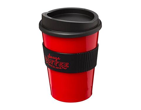 Americano Medio Grip 325ml Take Away Mug - Mix & Match