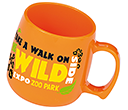 Classic Promotional Plastic Mugs  by Gopromotional - we get your brand noticed!