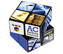 Rubik's Cube 2 x 2 Small  by Gopromotional - we get your brand noticed!