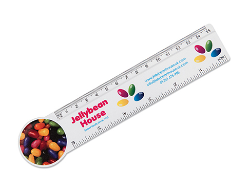 15cm Circle Shaped Ruler