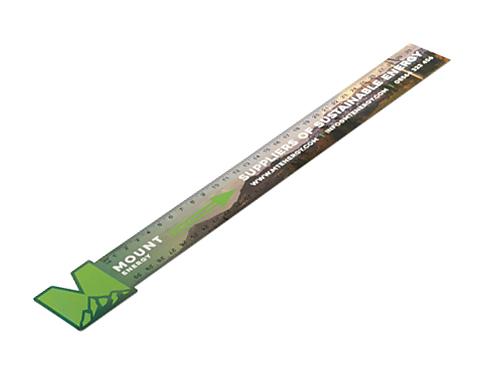 30cm Bespoke Never Tear Ruler