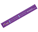 30cm Plastic Rulers  by Gopromotional - we get your brand noticed!