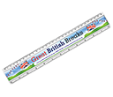 30cm Insert Rulers  by Gopromotional - we get your brand noticed!