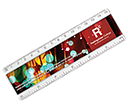 15cm Insert Rulers  by Gopromotional - we get your brand noticed!