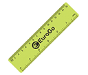 15cm Horizon Flexible Rulers  by Gopromotional - we get your brand noticed!