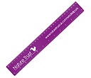 30cm Horizon Flexible Rulers  by Gopromotional - we get your brand noticed!