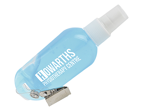 Sprite Anti-Bacterial Sanitiser With Clip